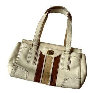 Coach Vintage Hampton Bag Gold Hardware